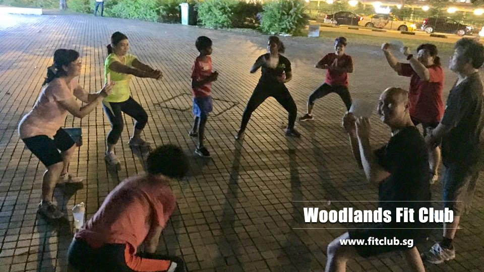 Woodlands fit club Singapore