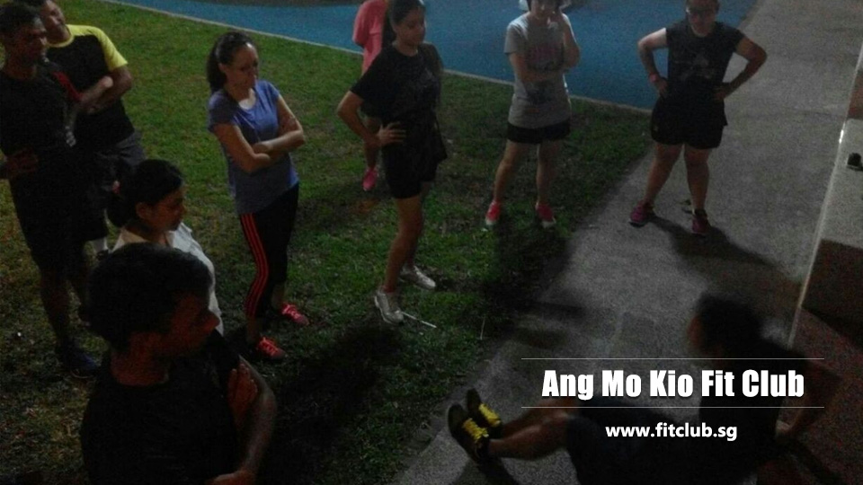 Ang Mo Kio fit club