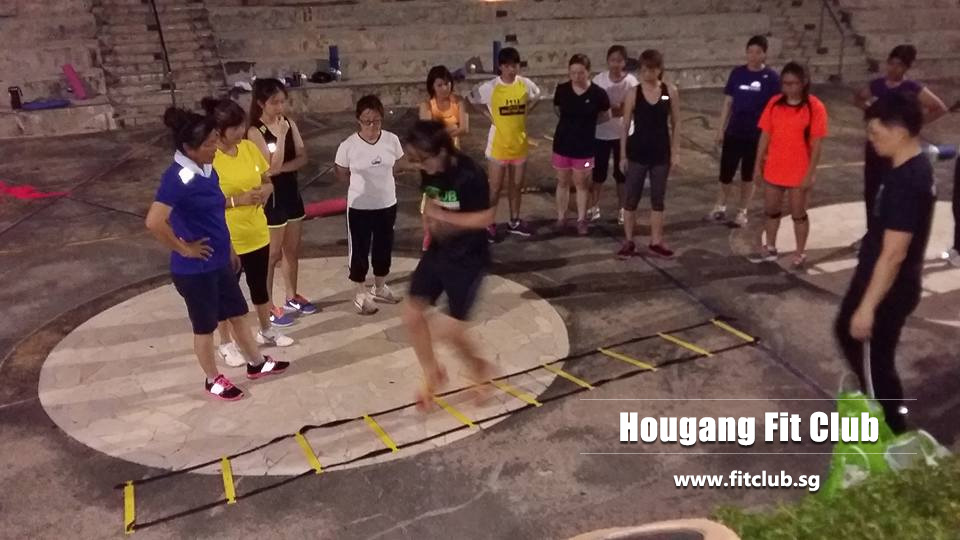 Hougang fit club Singapore