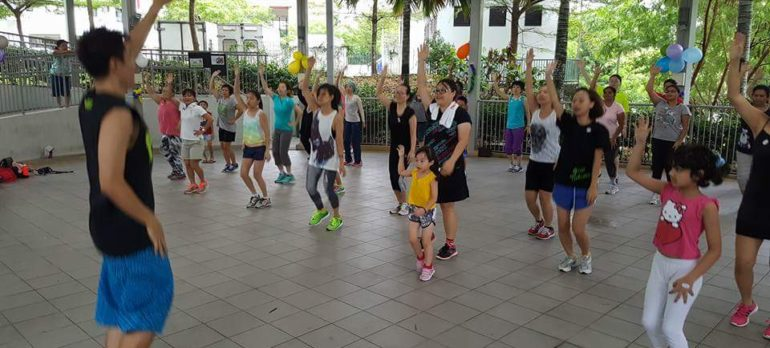 Exercise With Dance