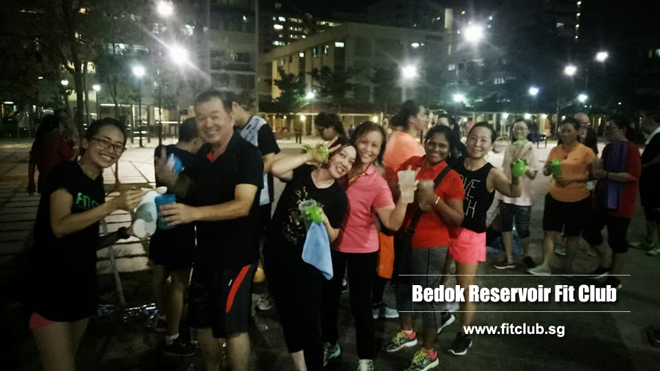 Bedok Reservoir Fit Club